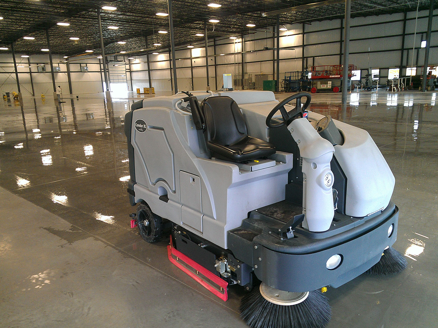 Warehouse floor cleaning Maryland